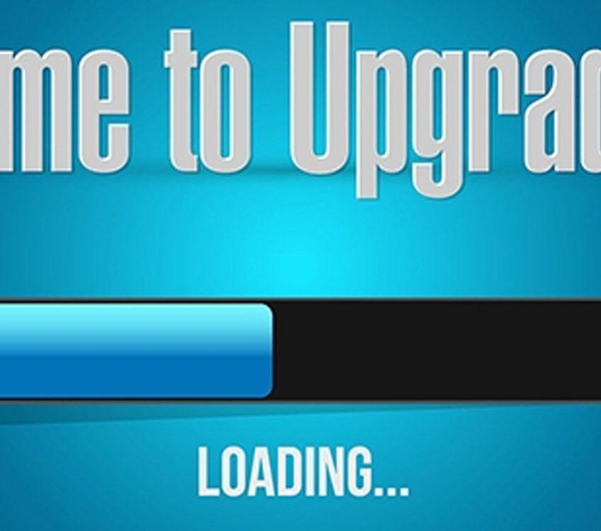 Geräte Upgrade